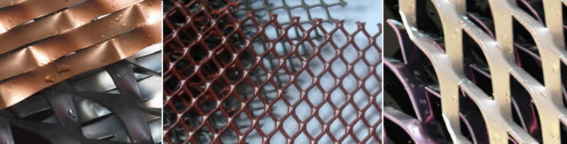 Architectural Mesh Panels