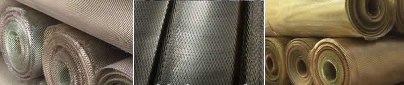 Aluminum Mesh Panels for Microphone Sound Control Devices