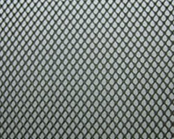 Perforated Mesh for Electrode Diffusion