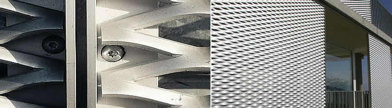 SS Metal Architectural Mesh